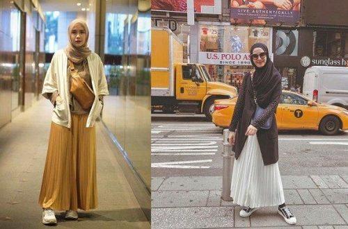 hijab traveling