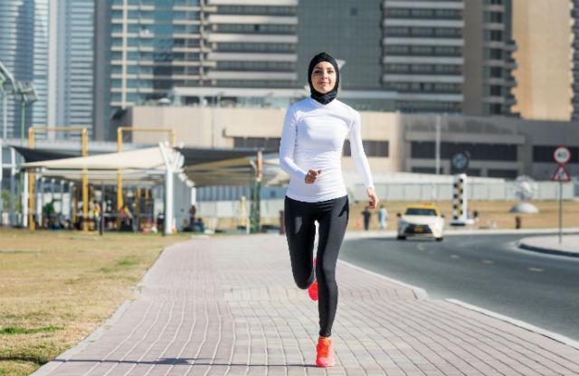 hijab olahraga
